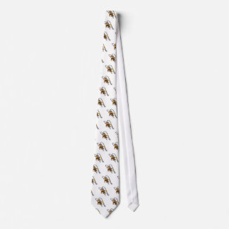 Monkey Fly Neck Tie