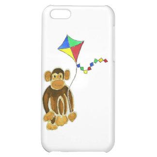 Monkey Flying Kite iPhone 5C Covers