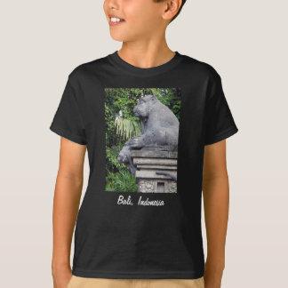 Monkey Forest Gate in Bali T-Shirt