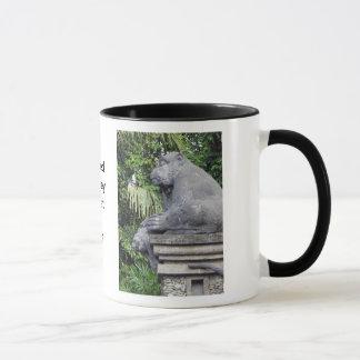 Monkey Forest Gate Mug