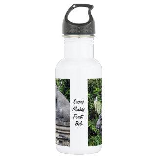 Monkey Forest Stainless Steel Water Bottle