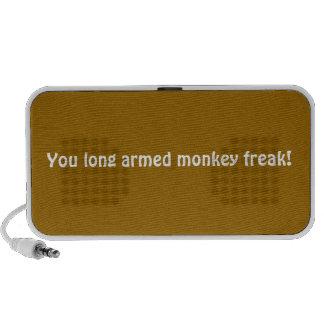 monkey freak speaker