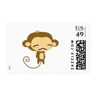 monkey friend postage