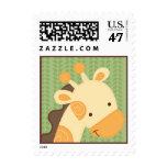 Monkey & Friends – Giraffe Postage