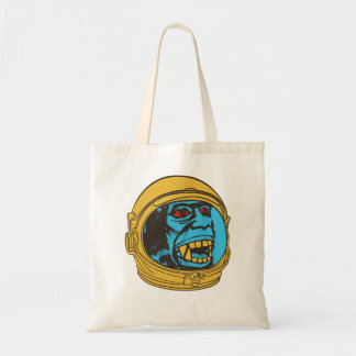 Monkey from Space Tote Bag