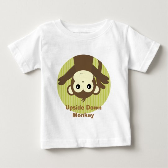 Monkey Fun Baby T-Shirt