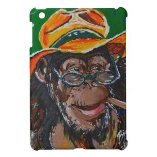 Monkey -Gentleman iPad Mini Covers