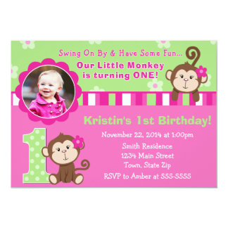 1St Birthday Girl Invites is Inspirational Template To Make Amazing Invitations Layout