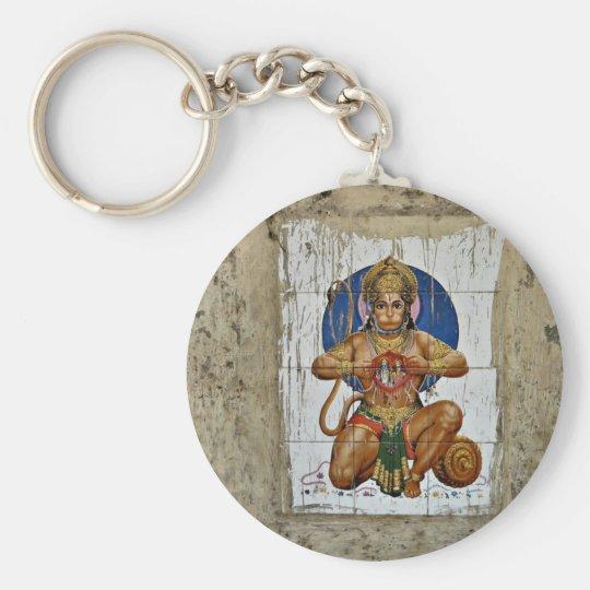 Monkey God Keychain