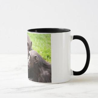 Monkey Gossip Mug