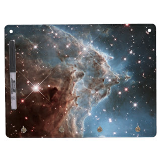 Monkey Head Nebula NGC 2174 Dry Erase Board With Keychain Holder