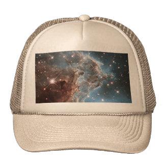 Monkey Head Nebula NGC 2174 Mesh Hats