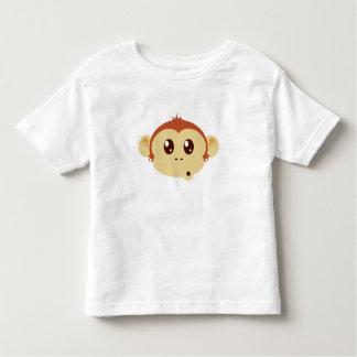 Monkey head shirt