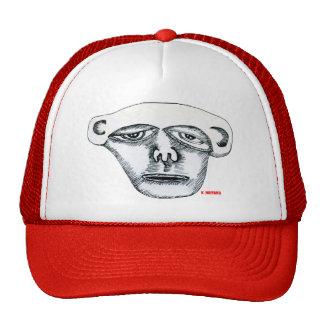 Monkey Head Trucker Hat