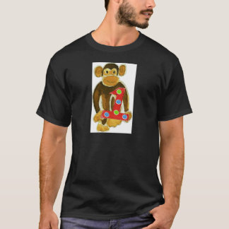 Monkey Holding One T-Shirt