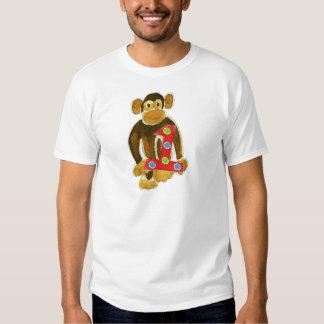 Monkey Holding One T-Shirt