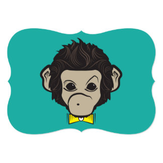 monkey identica card