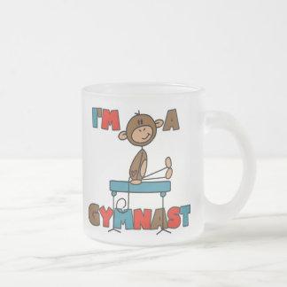 Monkey I'm a Gymnast Coffee Mug