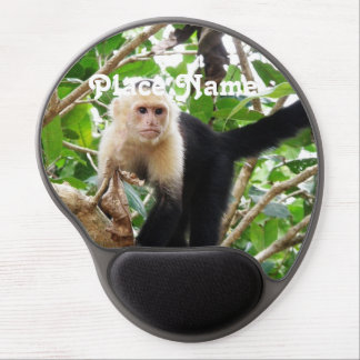 Monkey in Costa Rica Gel Mouse Pad