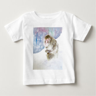 MONKEY IN MEDITATION BABY T-Shirt