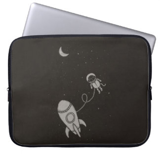 Monkey in Space Laptop Computer Sleeve