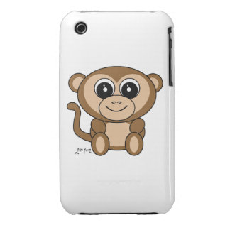 Monkey iPhone 3 Covers