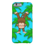 Monkey iPhone 6 barely there case Barely There iPhone 6 Case