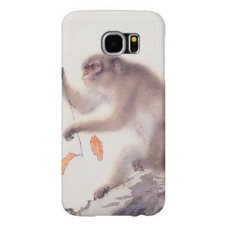 Monkey Japanese Painting Chinese Zodiac Samsung C Samsung Galaxy S6 Case