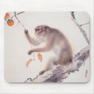 Monkey Japanese Painting Monkey Year Mousepad