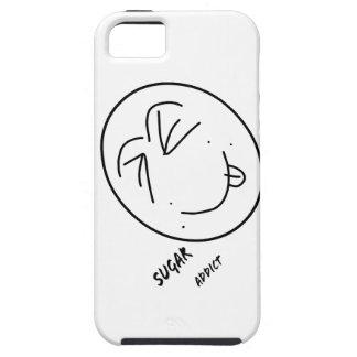 Monkey Juice Sugar Addict V1 Iphone Case iPhone 5 Covers