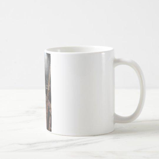 monkey jungle coffee mug