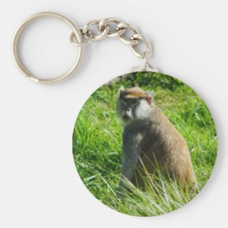 monkey key chain