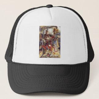 Monkey_King_by_EastMonkey Trucker Hat