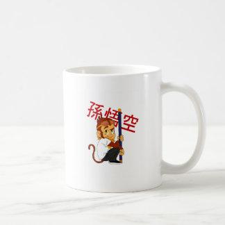 Monkey King Coffee Mug