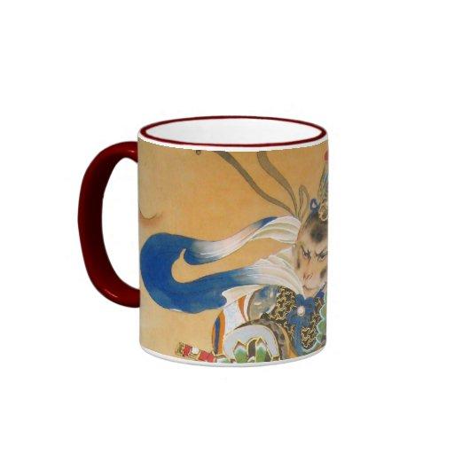 Monkey King Sun Wukong Chinese art mug