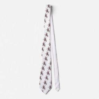 Monkey-king Tie