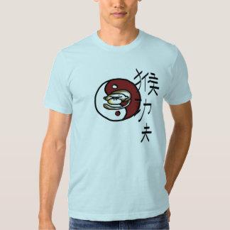 Monkey Kung Fu Shirt