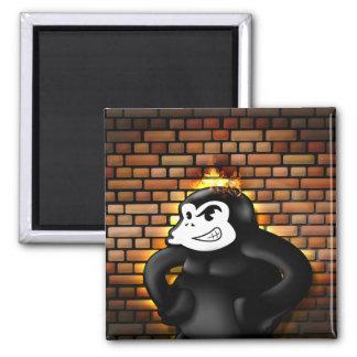 Monkey Labour Magnet S1