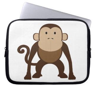 Monkey Computer Sleeve