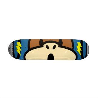 monkey, lightning-bolt, lightning-bolt, hahahah... skate boards