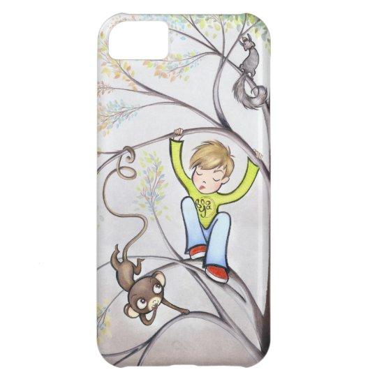 Monkey Limbs iPhone 5 Case