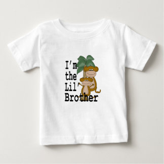 Monkey Little Brother Baby T-Shirt