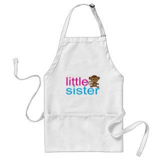 Monkey Little Sister Adult Apron