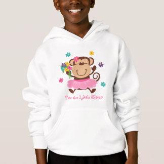 Monkey Little Sister Hoodie