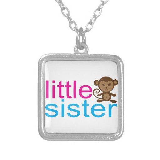 Monkey Little Sister Pendant