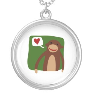 monkey_love1 pendants
