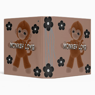 Monkey Love Binder