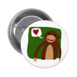 monkey love buttons