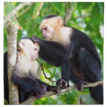 Monkey Love Napkin