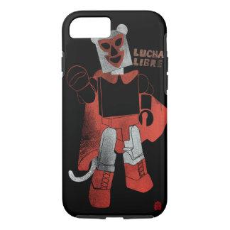 Monkey Lucha Libre Phone case. iPhone 8/7 Case